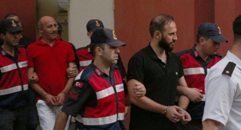 Restoran sahibine bomba atan 3 kişi tutuklandı