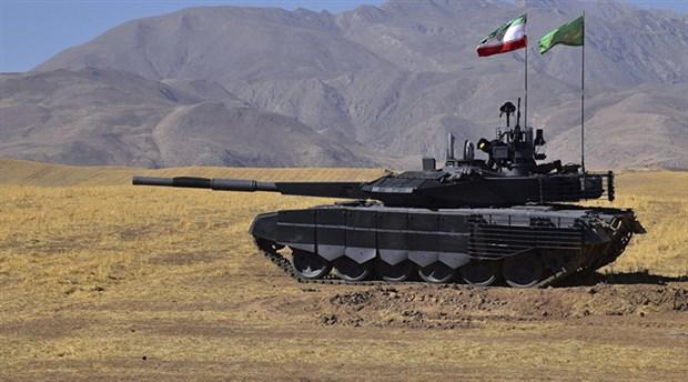 Reuters: İran, IKBY sınırına tank gönderiyor!
