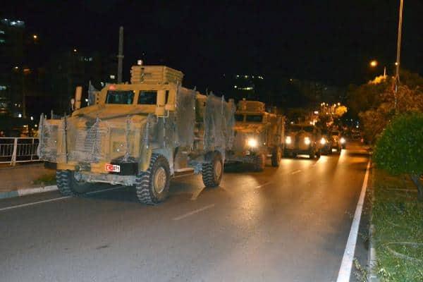 Reuters: Türkiye, Irak-Suriye sınırındaki ikmal hatlarını vurdu