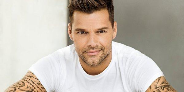 Ricky Martin: Terörist diyemiyorlar Neden? çünkü o Müslüman değil