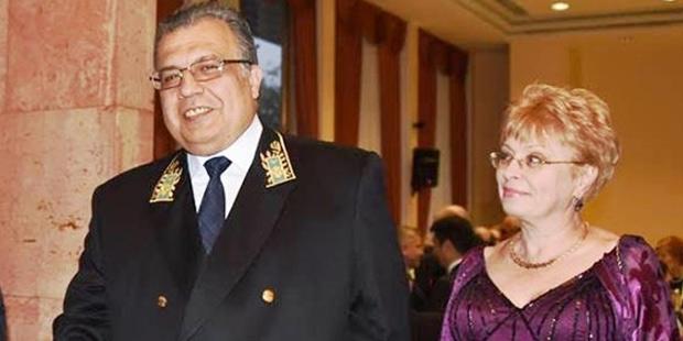 Rus Büyükelçi Karlov'un eşi: Saldırganın ailesinin cenazesini kabul etmemesine çok üzüldüm