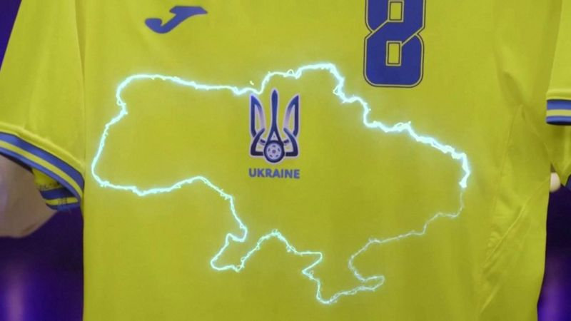 Rusya, Ukrayna'yı 'Formayla siyasi mesaj veriliyor' diyerek şikayet etti
