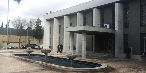 Rusya'nın Şam Büyükelçiliği'ne havanlı saldırı!