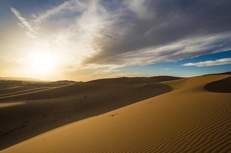 Sahra Çölü'nü insanlar yaratmış olabilir