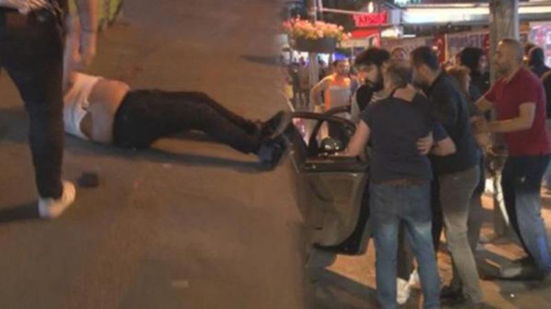 Şampiyonluk turu atan Galatasaray taraftarlarına saldırı: 2 gözaltı