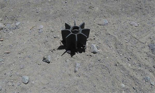 Şanlıurfa'ya 3 havan mermisi atıldı! 2 yaralı
