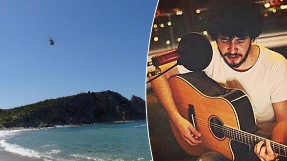 Şarkıcı Onurcan Özcan'ın cansız bedeni bulundu