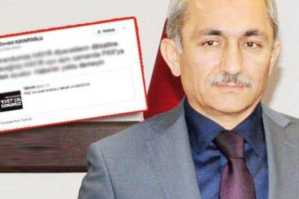 Savcı 'Hayır' oyu verecekleri PKK'lı ilan etti