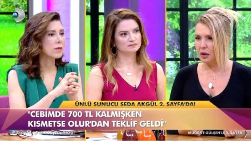 Seda Akgül, kazandığı parayla ne yaptığını anlattı