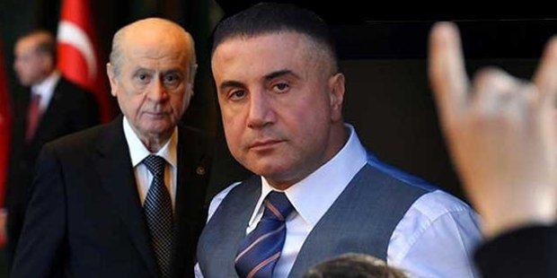 Sedat Peker: MHP'nin yüzde 4 oy alacağı söylenmekte, milletimiz ak saçlı bilge lidere böyle yapmamalı