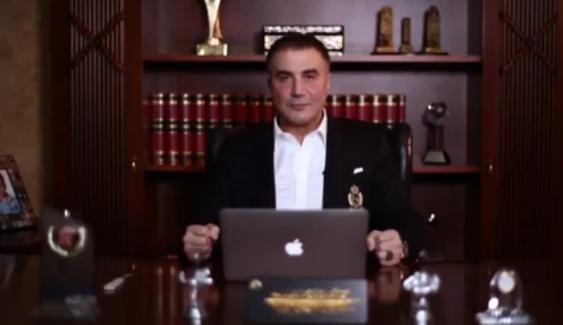 Sedat Peker: Referandumu yaptırmamak için sokağa çıkacak olanlar olursa...