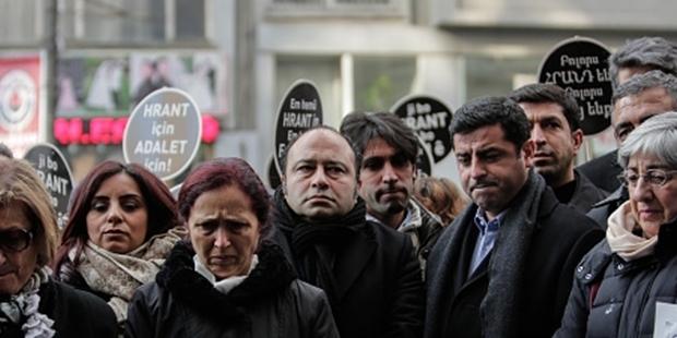 Selahattin Demirtaş: Ahparig, mahcubuz ama diz de çökmedik