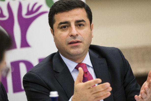 Selahattin Demirtaş'a 142 yıl hapis talebi!
