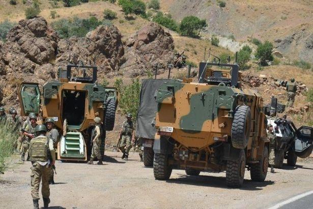 Şemdinli'de çatışma: 1 asker hayatını kaybetti