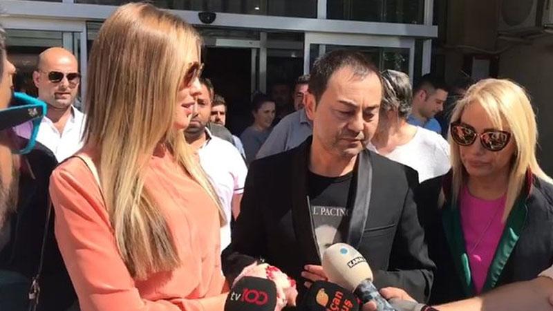 Serdar Ortaç ve Chloe Loughnan boşandı: Severek ayrıldık