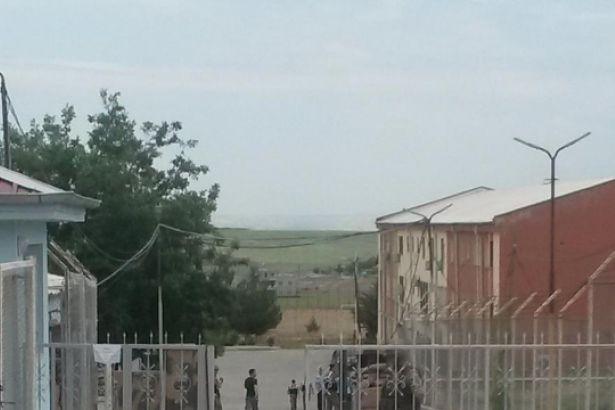 Siirt'te cezaevinin mutfağında tüp patladı: 2 yaralı