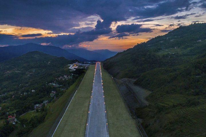 Sikkim: Dünyanın en güzel havaalanı