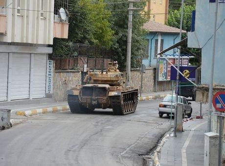 Silvan'ın 6 köyünde sokağa çıkma yasağı