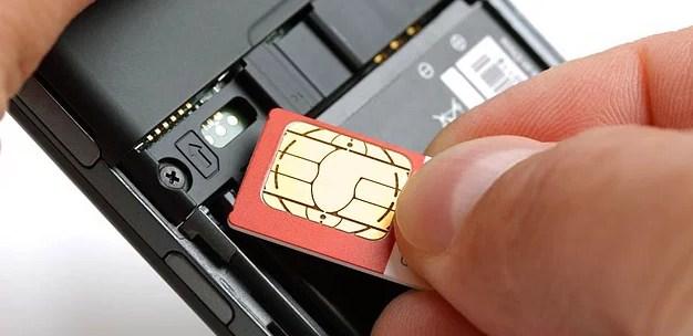 SIM kart tarih oluyor!