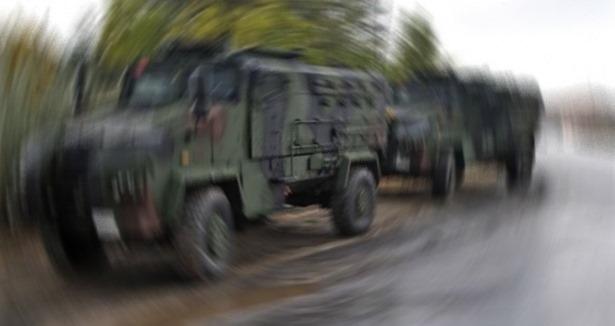 Şırnak'ta askeri araç şarampole yuvarlandı! Çok sayıda yaralı..