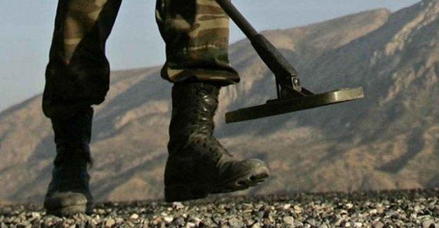 Şırnak'ta mayın patladı! 1 asker hayatını kaybetti, 5 asker yaralı..