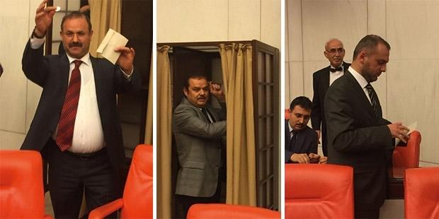 Sırrı Süreyya Önder: Oyunu göstere göstere vermek korkunun işareti