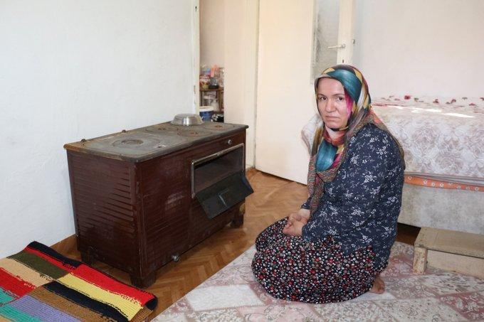 Sobaya 15 bin TL sakladı, unutup sobayı yaktı