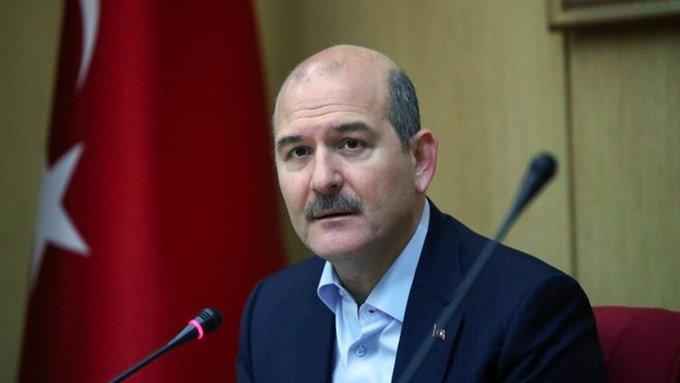 Süleyman Soylu: 70 milyon nakite el konuldu, 500 milyonluk trafik önlendi