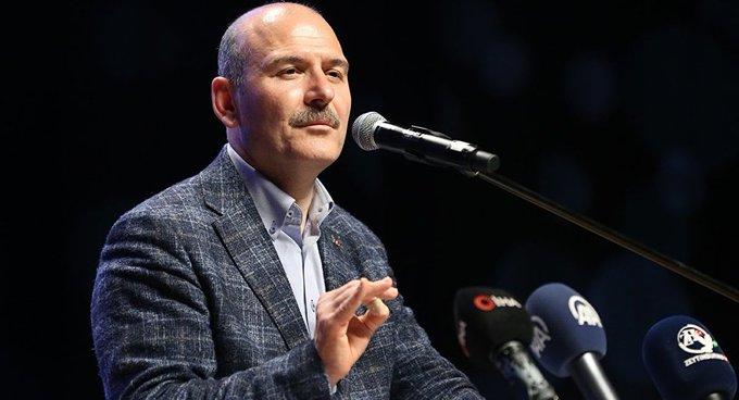 Soylu: Kılıçdaroğlu bereketsizdir, ayağını bastığı yerde ot bitmez