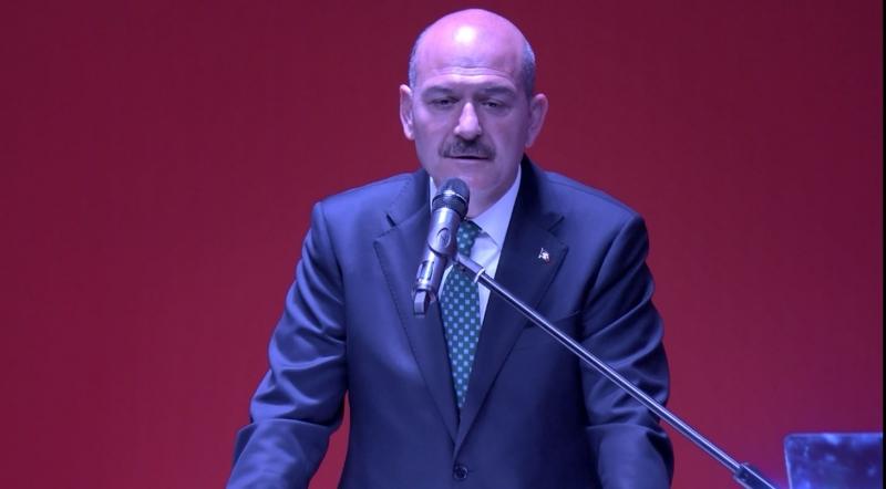 Soylu: Pervin Buldan, uçağa VIP'den bindi