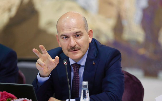 Soylu:DAEŞ'in önemli bir ismini Suriye'de yakaladık, FETÖ'ye operasyon yapacağız