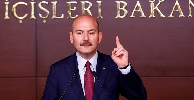 Soylu'dan İstanbul, Ankara ve İzmir'e kayyum açıklaması! Teröriste moral de mama da o belediyelerden gidiyor
