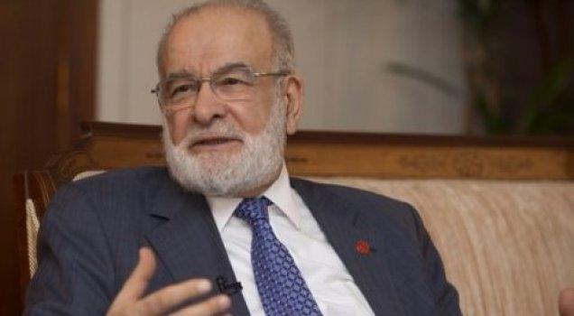 SP lideri Karamollaoğlu'ndan 'HDP ile ittifak' açıklaması