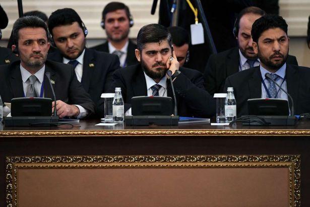 Suriye 'muhalefeti' Rusya'nın anayasa taslağını kabul etmedi