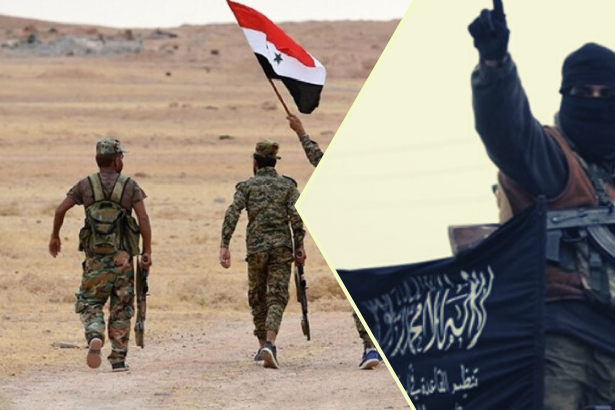 Suriye Ordusu: İdlib'de 148 Nusra militanı etkisiz hale getirildi