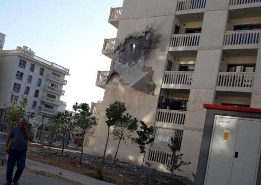 Suriye'den yapılan saldırılarda 1'i bebek, 4'ü çocuk 8 kişi yaşamını yitirdi