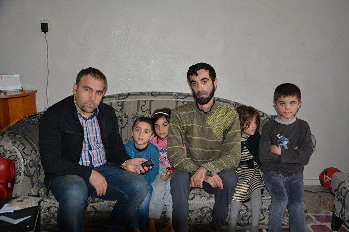 Suriyeli aile çocuklarına Recep Tayyip Erdoğan, Sümmeyye ve Emine isimlerini verince Avrupa'ya iltica başvurusu reddedildi