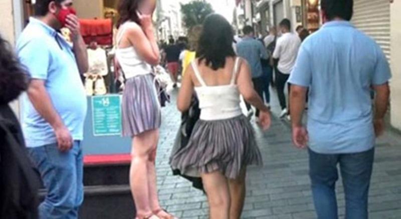 Tacizci: Korumak için yanında yürüdüm, dokunmadım
