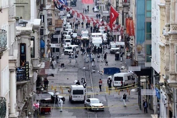 Taksim saldırısı sanığı IŞİD'li 'sağlık sorunları' gerekçesiyle tahliye edildi!