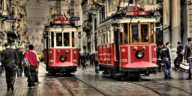 Taksim'deki tramvay kaldırılıyor