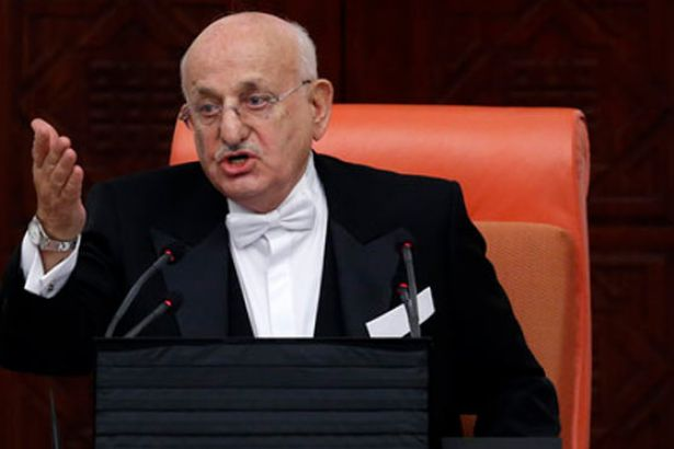 Meclis başkanı: Devlet dairelerine Erdoğan'ın resmi asılmalı