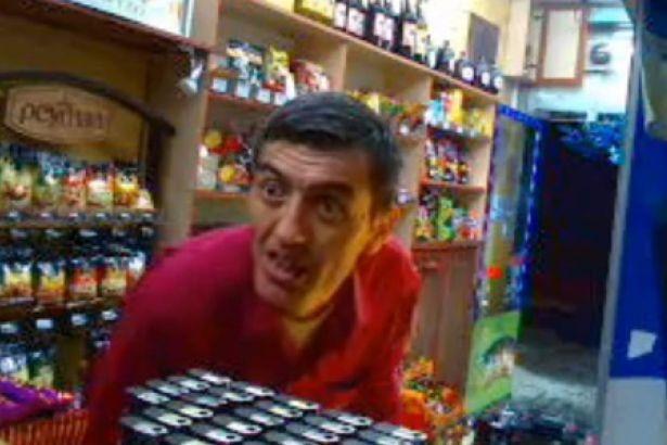 Tekelci Ahmet'e polis baskını!