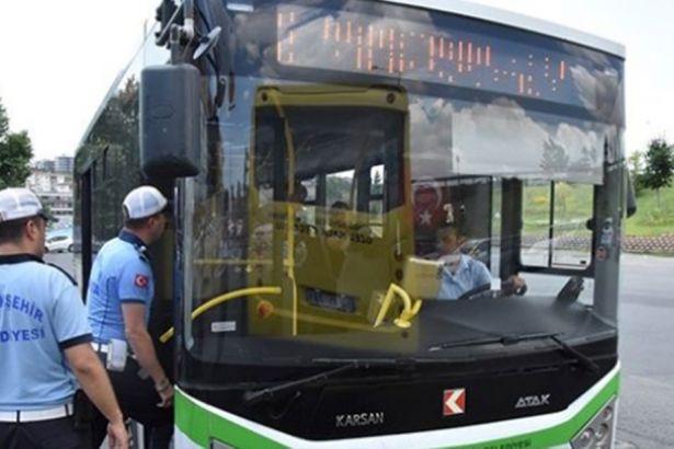 Tekirdağ'da zorunlu haller dışında toplu taşıma durduruldu
