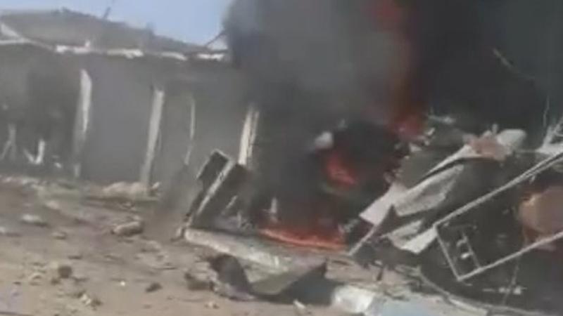 Tel Abyad'da bomba yüklü araçla yapılan saldırıda 8 kişi yaşamını yitirdi