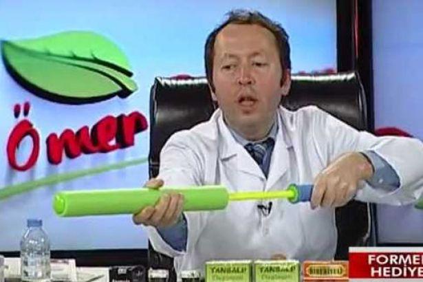 Televizyonda bitkisel karışımlar satan doktor Ömer Coşkun genç yaşta hayatını kaybetti