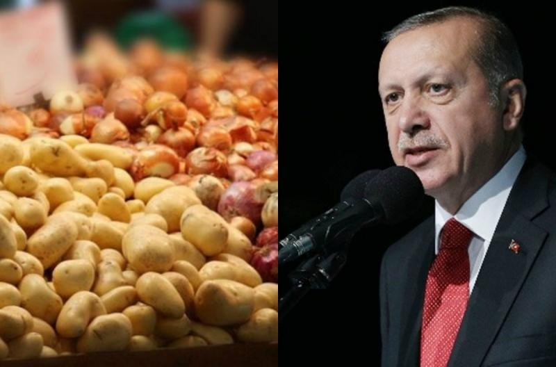 Times: Erdoğan'ın seçim umutları patatese bağlı