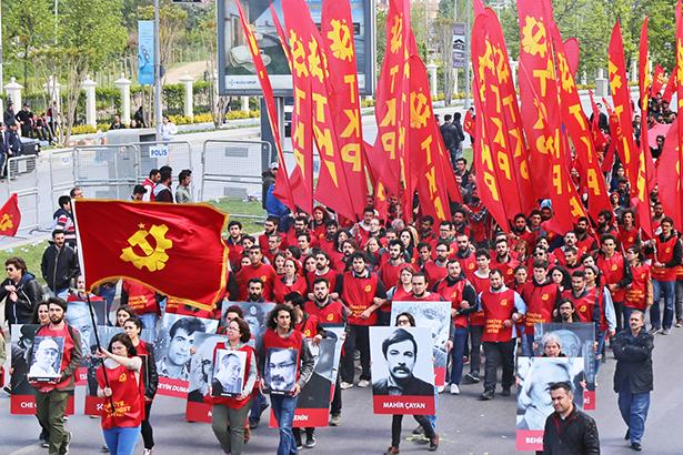TKP, Cumhurbaşkanı hakkında suç duyurusunda bulundu