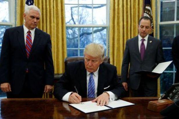 Trump: 7 ülkeye vizeleri durduruyor