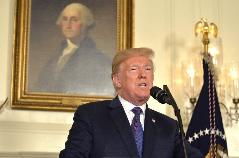Trump'tan Suriye tweeti: Görev başarıyla tamamlandı