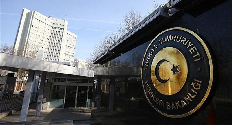 Türk Dışişleri'nden Fransa'ya 'sondaj açıklaması' tepkisi: Reddediyoruz